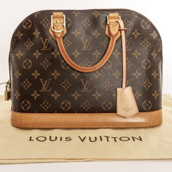 🎉🎉Host Pick 🎉🎉LOUIS VUITTON Retail Set Alma